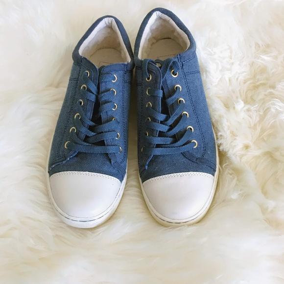 8bca04c898f 🌷💕FLASH SALE 🌷💕UGG Taya Canvas Sneakers